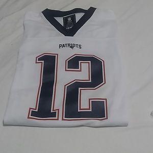 Tom Brady jersey youth size L